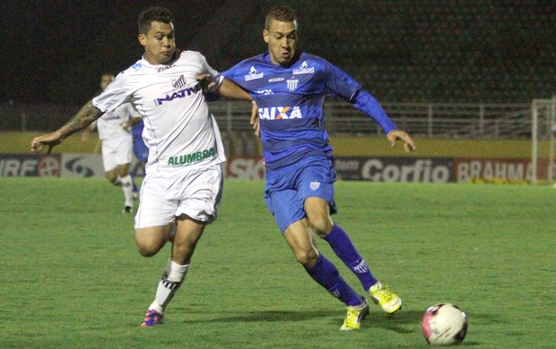 Bragantino e Avaí (Foto: Felipe Granado / FuturaPress)