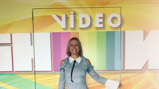 Monica Salgado é a mais nova integrante do 'Vídeo Show'