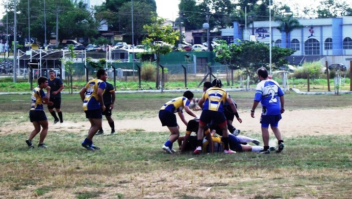 amistoso rugby sevens rio branco x porto velho (Foto: Daniel Lobato/Arquivo pessoal)
