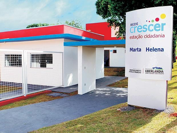 Desenvolvimento Social (Foto: Prefeitura de Uberlândia/Divulgação)