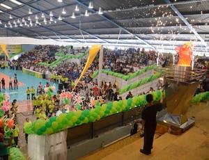 Olimpede 2014 será em novembro (Foto: Divulgação/PMVR)