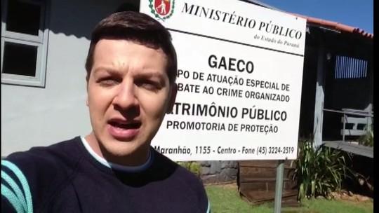 Gaeco faz operação para combater roubo e desvio de cargas no PR e MS