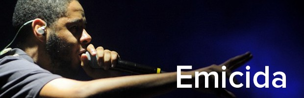 Emicida (Foto: Flavio Moraes / G1)