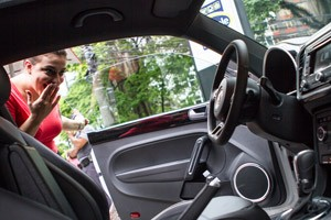 volkswagen fusca (Foto: Raul Zito/G1)