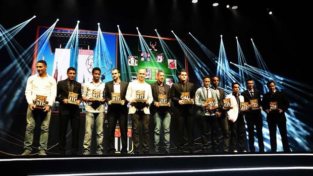 Prêmio paulistão 2013 (Foto: Marcos Ribolli / Globoesporte.com)
