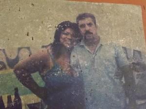 Casal foi encontrado no rio Pomba em Santo Antônio de Pádua. (Foto: Marcius Mendes/Jornal Sem Limites)