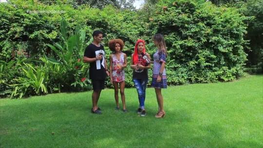 Tranças afro ajudam na transição capilar e dão estilo ao visual