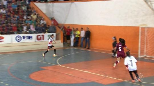 Com apoio da torcida, Itu bate Jundiaí e leva título feminino da Copa TV TEM