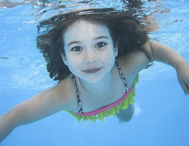 ouvido; mergulho; verão; férias; piscina (Foto: Thinkstock)