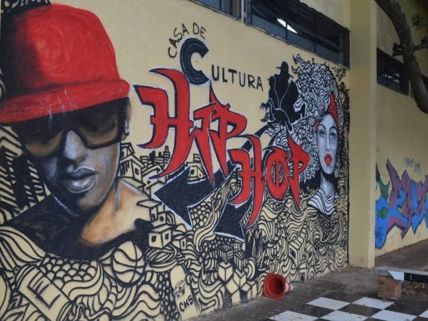 Há 11 anos Casa do Hip Hop dá novo sentido a centro comunitário - Piracicaba (Foto: Thomaz Fernandes/G1)