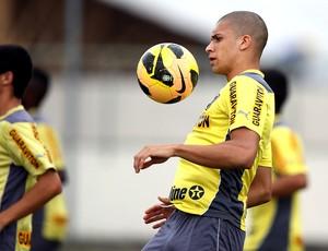 Doria treino Botafogo (Foto: Satiro Sodre / SSPress)