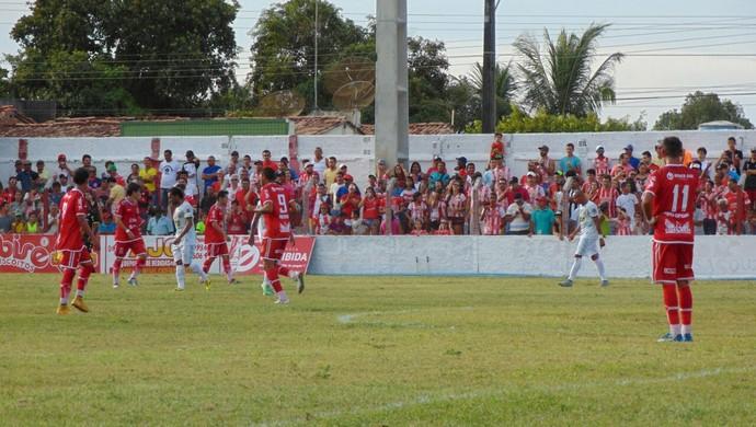 Dorense x Lagarto (Foto: Regiane Sá/Dorense FC)