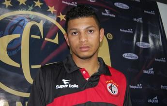 Com contrato a cumprir, Campinense aguarda retorno de Felipe Alves