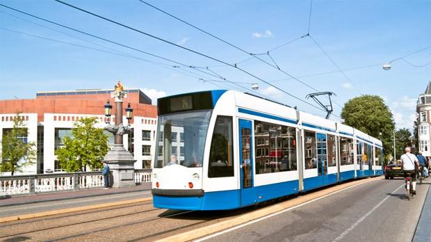 Transporte em Amsterdam (Foto: Divulgao)