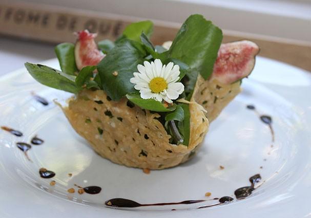 Salada mix de verdes (Foto: Divulgação)