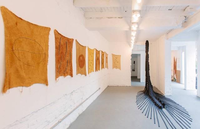 A exposição Precisamente impreciso, da artista Erika Malzoni (Foto: Divulgação)