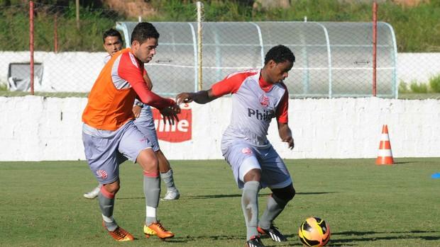 elicarlos náutico (Foto: Aldo Carneiro / Pernambuco Press)