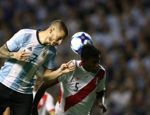 Argentina x Peru