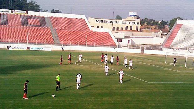 Ituano x XV de Piracicaba - Copa Paulista (Foto: Divulgação/XV de Piracicaba)