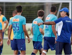 Marcelo Oliveira, Cruzeiro (Foto: Washington Alves / Vipcomm)