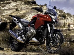 G1 Honda Vfr 1200x Crosstourer Chega Ao Brasil Por R 79900