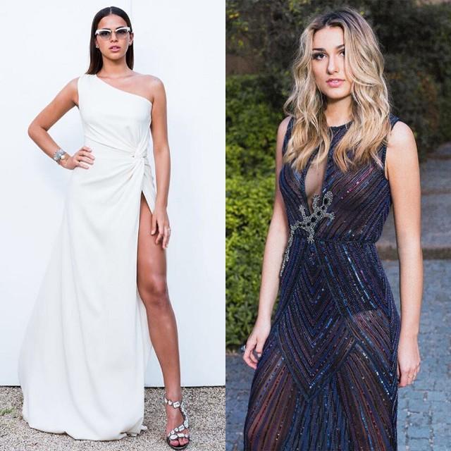 Bruna Marquezine e Sasha Meneghel (Foto: Reprodução/Instagram)