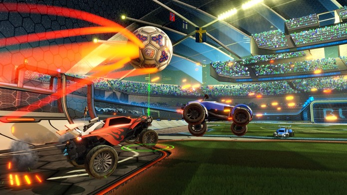 Rocket League ganha edição especial nos consoles (Foto: Divulgação/Firaxys)