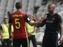 Grupo H: com Henry de auxiliar, Bélgica vence Chipre. Bósnia goleia
