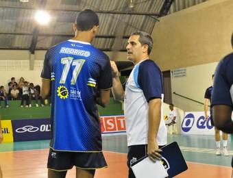 São José Vôlei Alexandre Rivetti (Foto: Zaia Comunicação/ Divulgação)