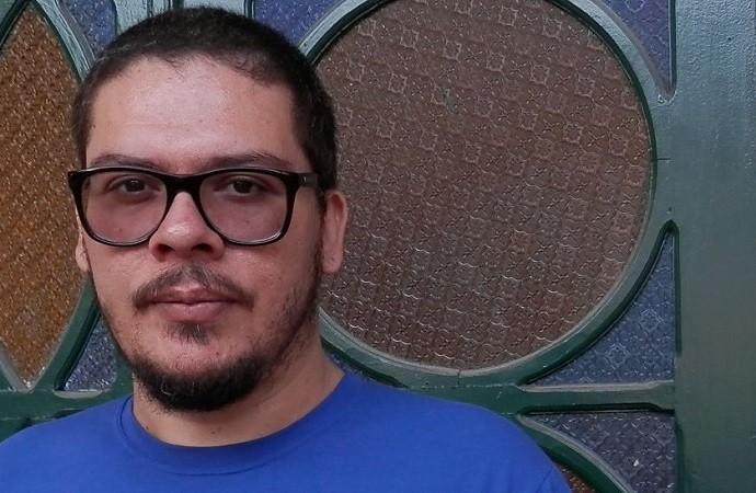 Escritor Andrei Simões (Foto: Divulgação)