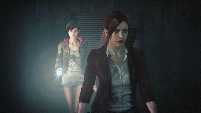 Resident Evil: Revelations 2 (Foto: Divulgação)