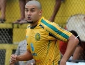 Faioli estava no Tupy-ES, na Copa Espírito Santo 2012 (Foto: Carlos Alberto da Silva/A Gazeta)