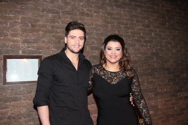 Preta Gil e Rodrigo Godoy (Foto: Paduardo e Thiago Duran / AgNews)