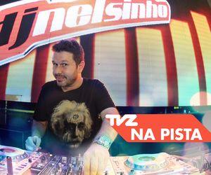 DJ Nelsinho combina pop e funk garantindo energia ao TVZ Na Pista
