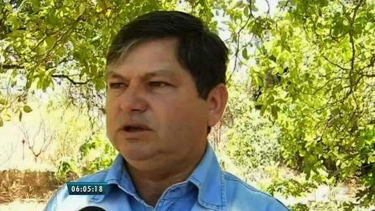 Corpo do prefeito de Nova Olinda é velado em Antonina do Norte, no CE