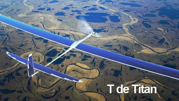 cartela titan aerospace (Foto: Reprodução/YouTube)