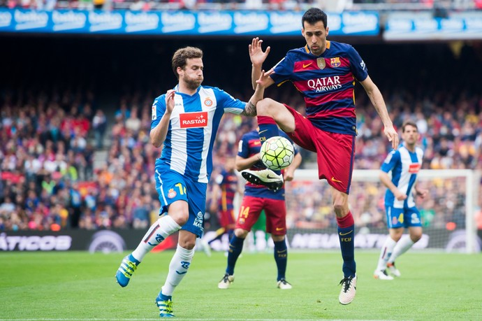 Busquets Barcelona (Foto: Getty Images)