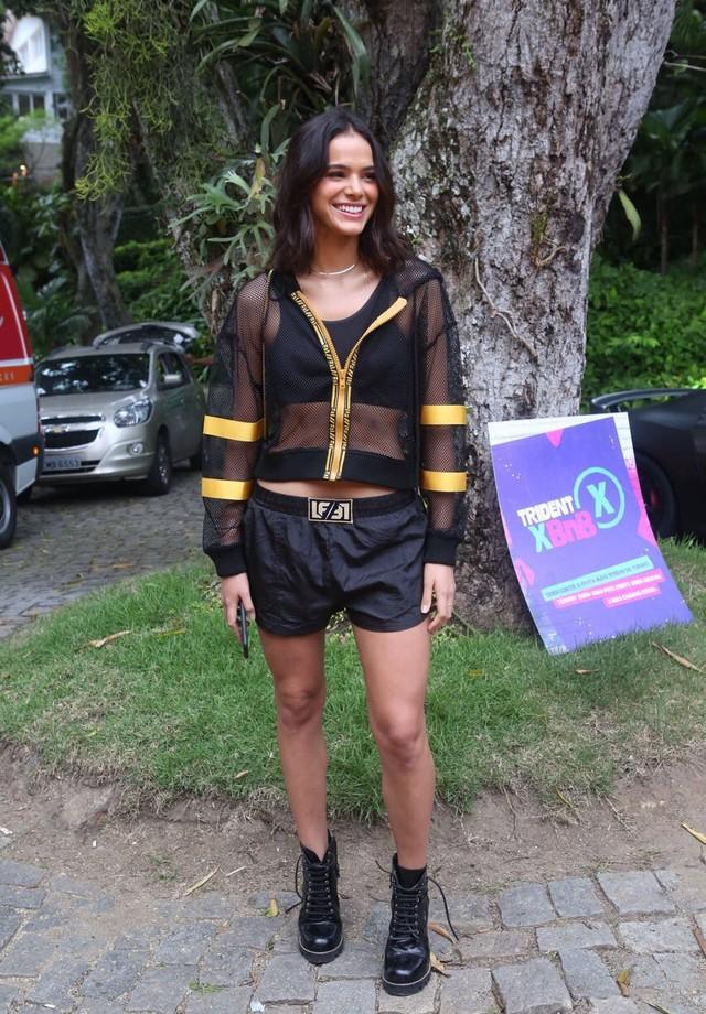 Bruna Marquezine (Foto: Reginaldo Teixeira)
