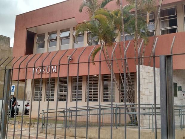 Fazendo foi a júri popular no Fórum de Itapeva nesta quinta-feira 8eb67182921