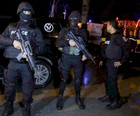 Ataque a ônibus deixa mortos na capital da Tunísia (Zoubeir Souissi/Reuters)