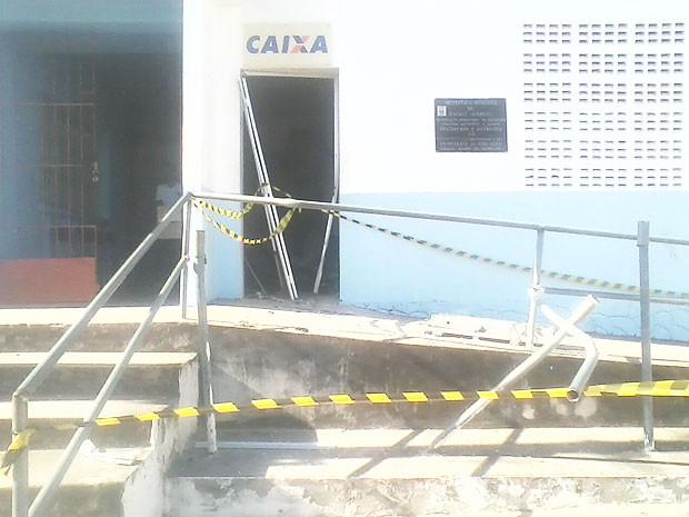 Caixa (Foto: Eddy Santana/Arquivo Pessoal)
