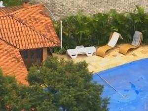 Depoimentos ao MP ligam Bumlai a sítio em Atibaia (Foto: TV Globo)