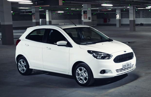 Novo Ford Ka Foto Fabio Aro
