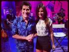 Daniel consola eliminada no 'The Voice Brasil'