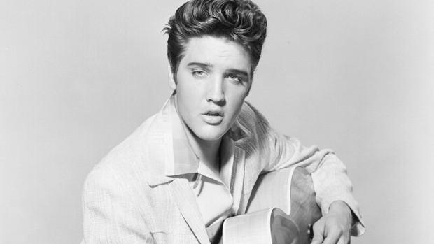 Elvis Presley (Foto: Reprodução)