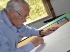 Caricaturista Lan completa 92 anos com mais de 5 mil obras