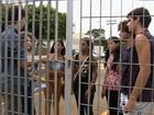 Grupo diz que entrou na hora, mas foi impedido de fazer o Enem em Goiás