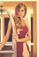 Às vésperas do Miss Universo, Marthina Brandt faz ensaio exclusivo para o EGO