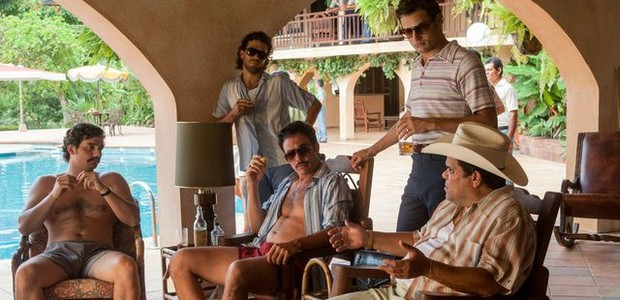 Seja aliado (ou não) de Pablo Escobar no game de 'Narcos' (Foto: Reprodução)