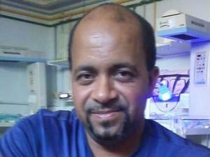 Vando Maurílio dos Santos, vítima do rompimento das barragens de Mariana (Foto: Patrícia Aparecida dos Santos/Arquivo pessoal)